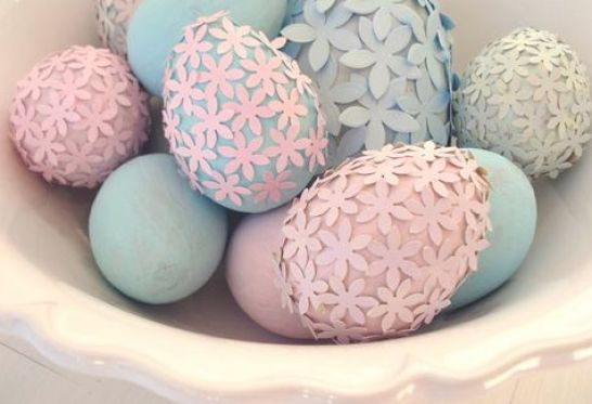 How to make paper mache eggs pictures 2
