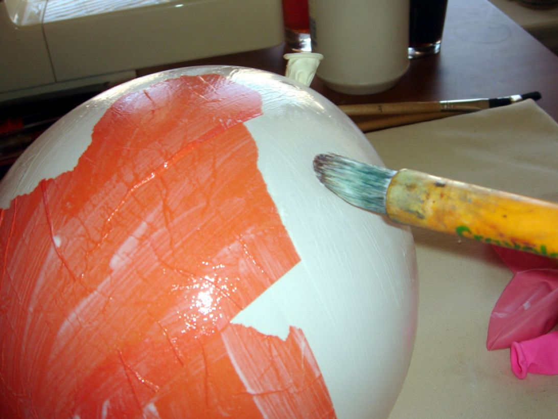 How to make paper mache with glue 28 images how to for Paper mache pulp