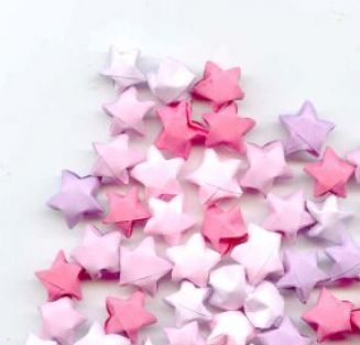 How to make paper stars origami pictures 1