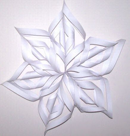 Pics Photos - How To Make 3d Paper Stars