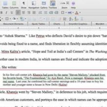 Example Essay with Quotes