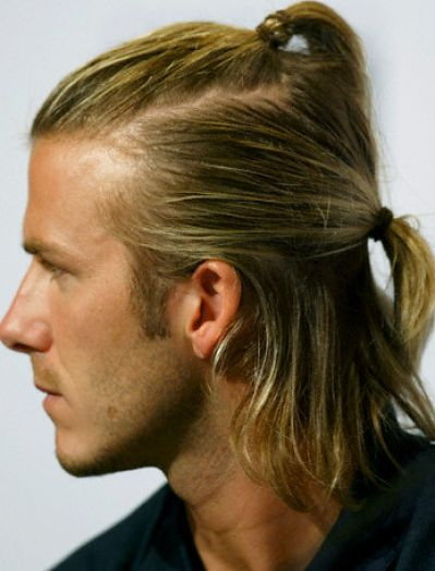 How to style long hair men pictures 1