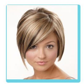 How to style short hair with bangs pictures 1