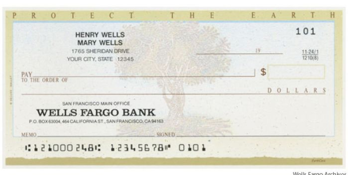 How to write a check with hundreds