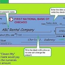 how to write a check for 200 dollars 1