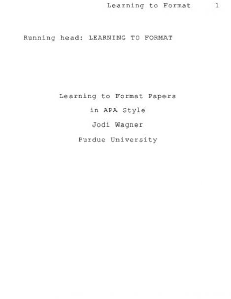 make title page research paper mla format Instead, make sure to use your own style of writing and language, and use an format mla format for a research paper does not require a table of contents.