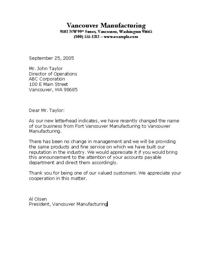 proper business letter formatting. Answers about proper-usiness-