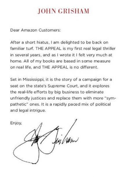how to write a letter of appeal