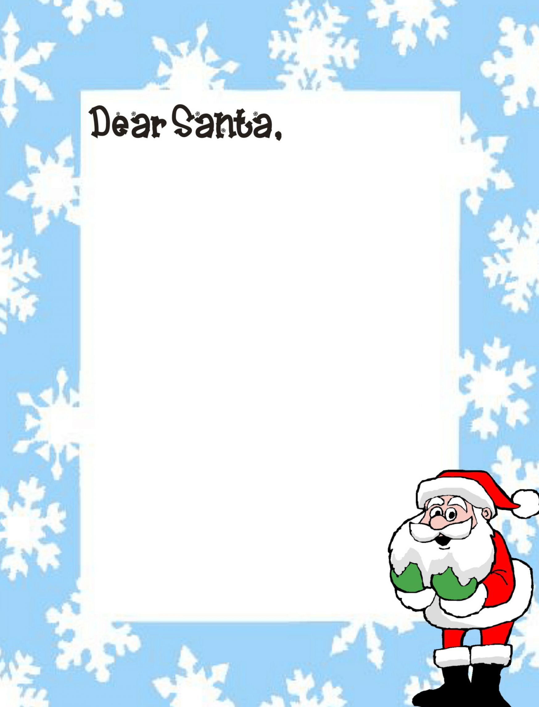 How to write a letter to santa pictures 2