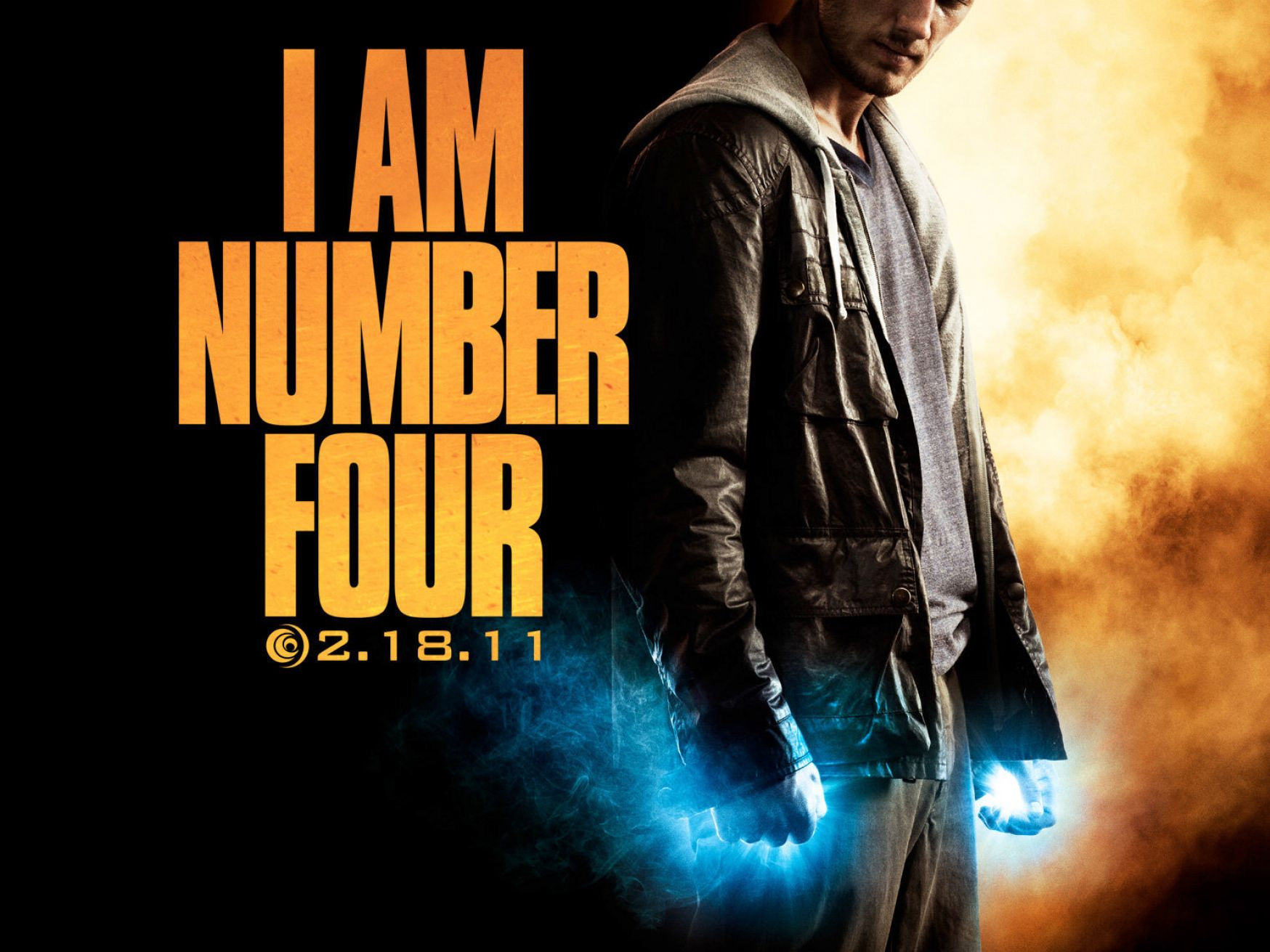 am Number 4 DVD & Bluray Release Date - MoviesOnline