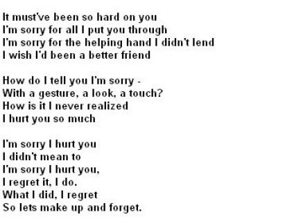i am sorry quotes for boyfriends