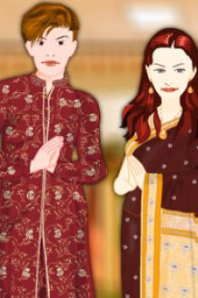 indian bridal makeover and dress up games free online 104