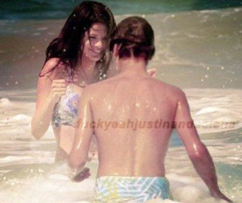 selena gomez and justin bieber together. Justin bieber and selena gomez