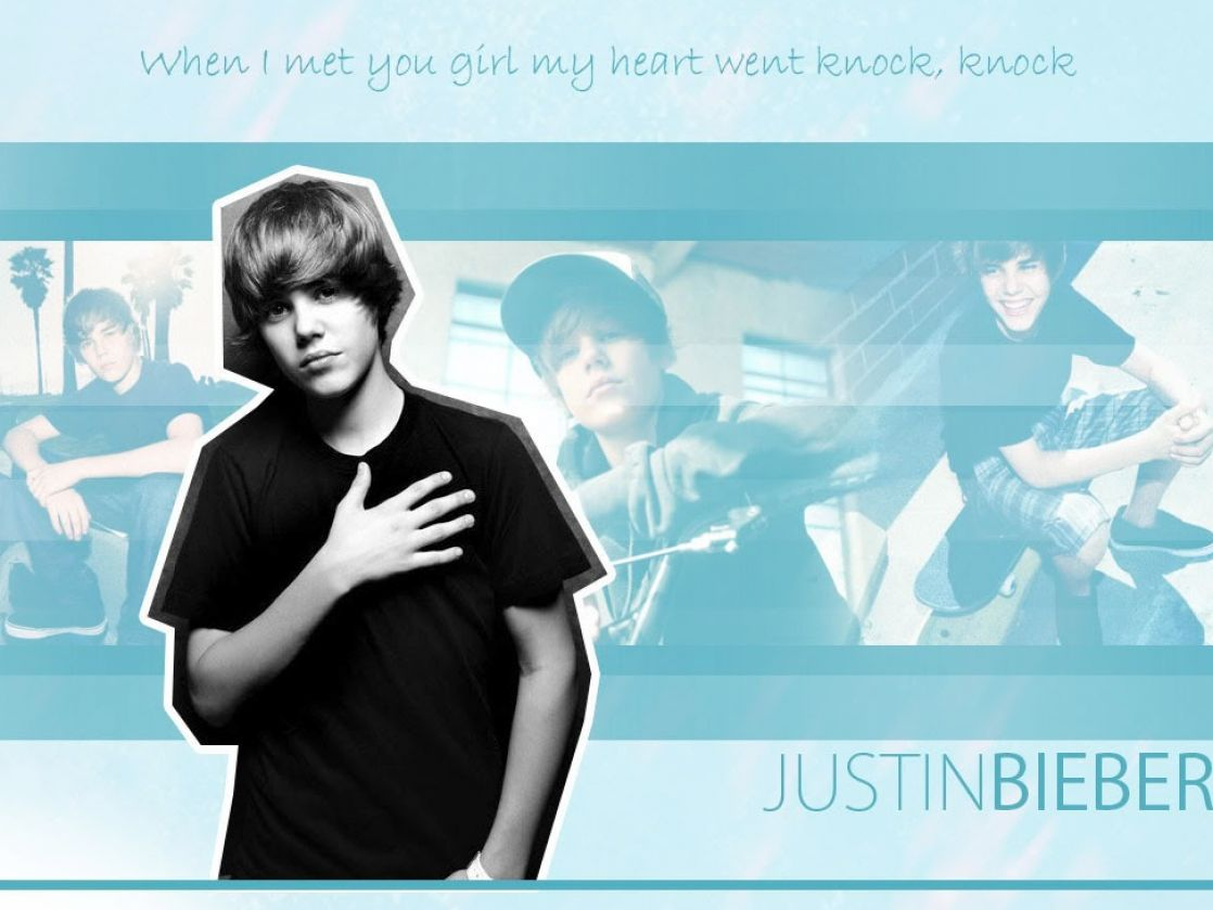 Background Justin Bieber Wallpaper