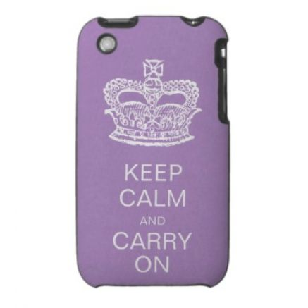 keep calm and carry on crown symbol 4