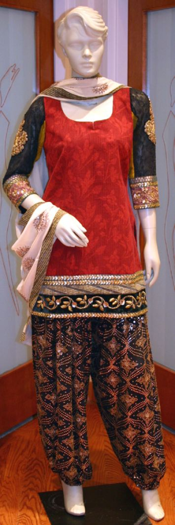 Latest Indian Fashion Trend Pictures 1
