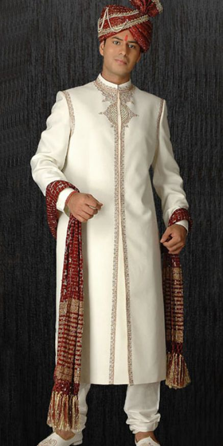 Latest indian wedding dresses for men pictures 2