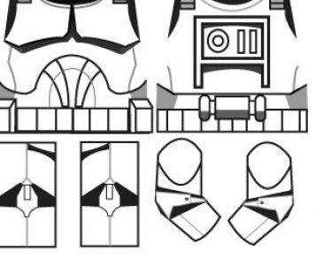 Free Printable Star Wars Lego Decals 77