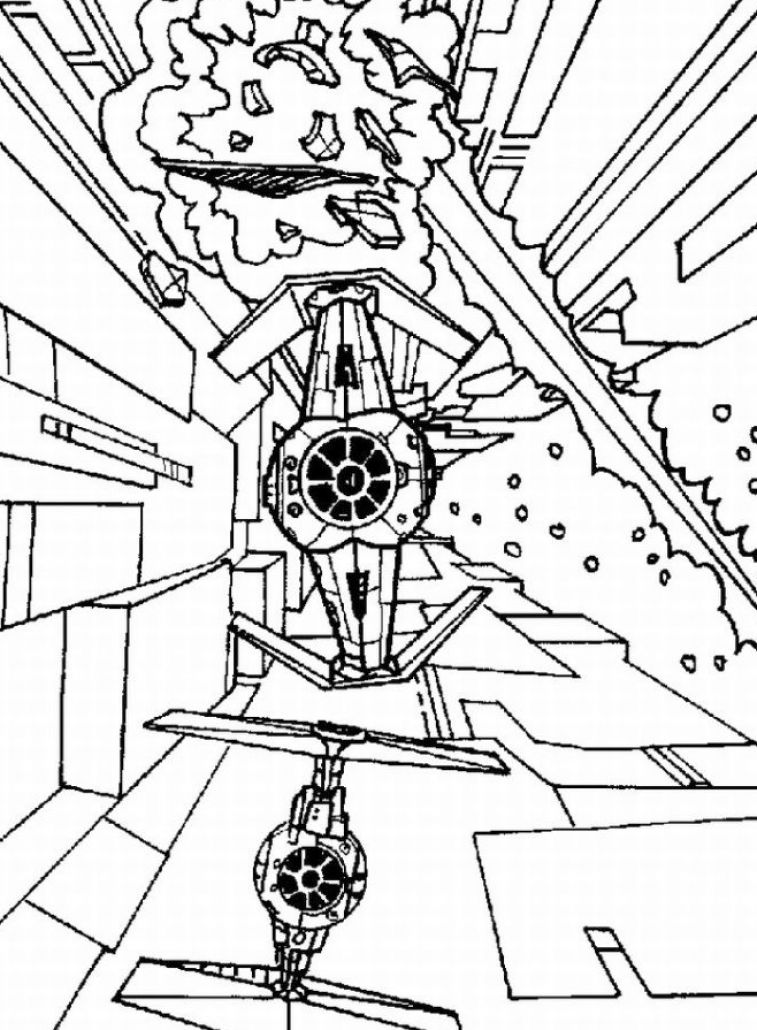 Free Coloring Pages Of Star Wars Clone Wars 4
