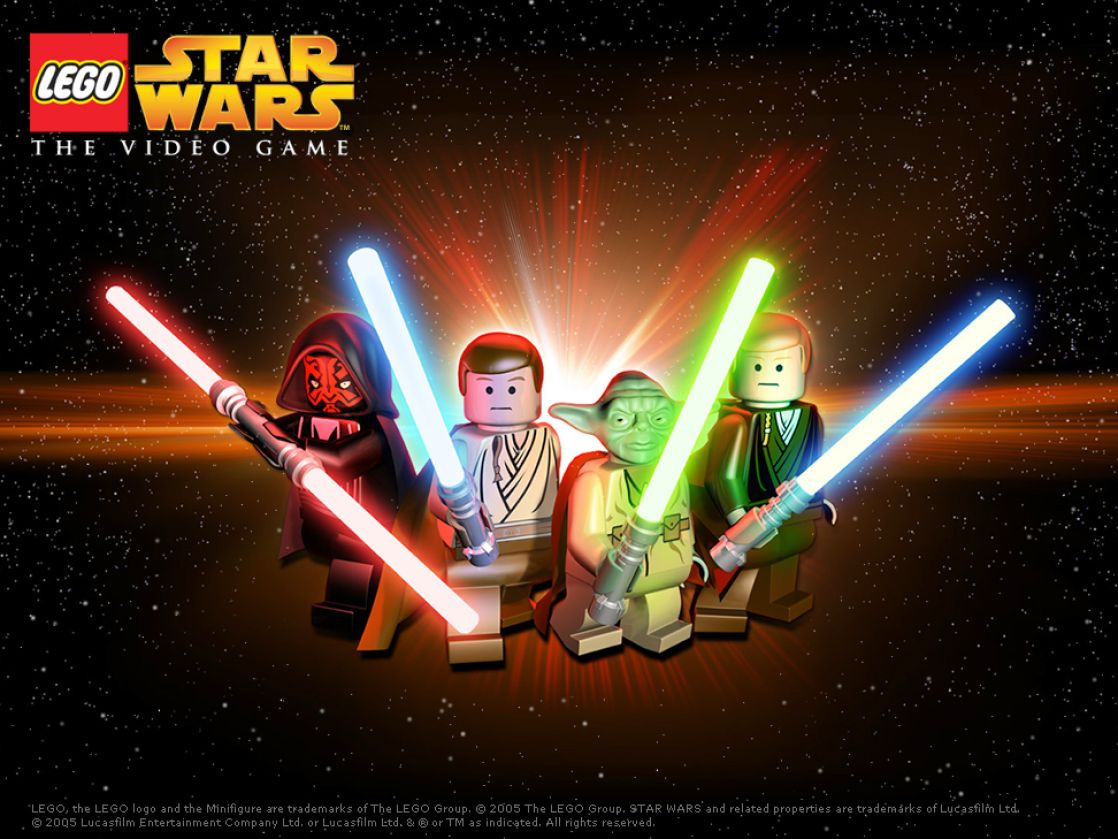 star wars game online lego