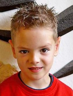 Little boy haircuts pictures 1