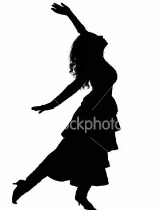 Little Girl Silhouette Pictures 4 - Hot Girls Wallpaper