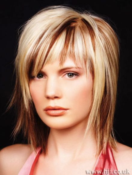 Outstanding Choppy Layered Hairstyles for Medium Length Hair 439 x 585 · 37 kB · jpeg