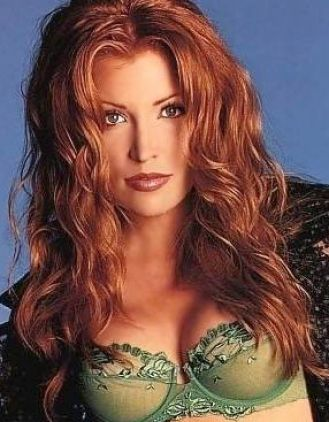 Long curly red hair pictures 2