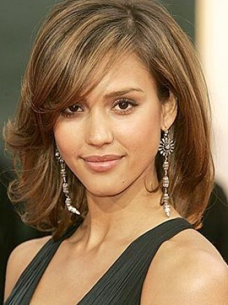 Medium Hairstyles for Women with Thin Hair