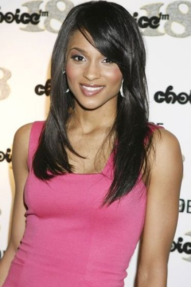 Long straight black hair styles pictures 4