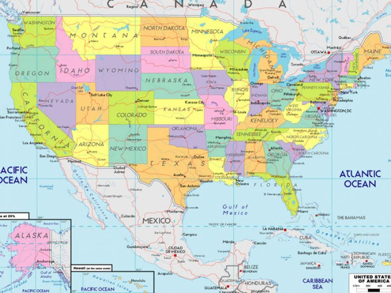 blank map of usa with states. Blank southeast states study