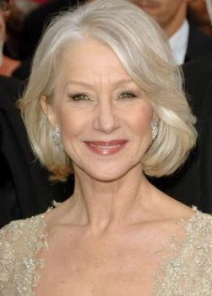 Medium length hair styles for women over 50 pictures 1