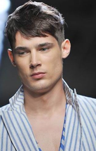 long mens hairstyle. mens long hairstyles 2011,
