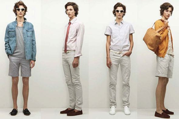 Men's Spring Clothing