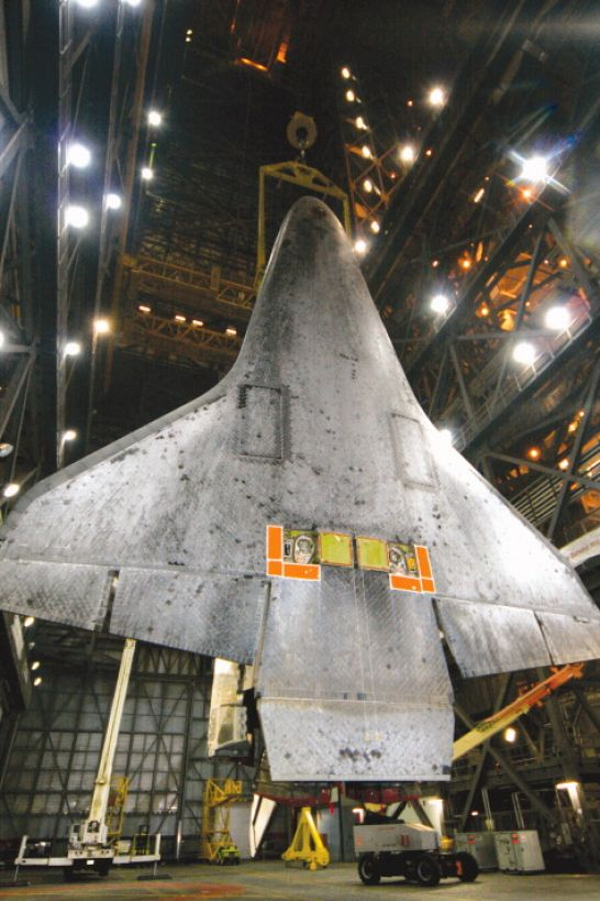 New Space Shuttle Design - Pics about space