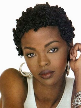 Natural short hair styles for black women pictures 3