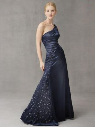 Blue Prom Dresses Uk 2011 pictures. Black Strapless A-Line Evening Dress