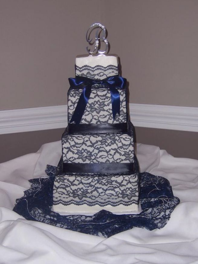 Navy Blue Cake Images : Navy Cakes Cake Ideas and Designs