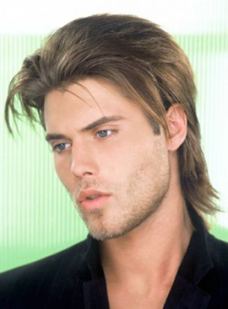 hairstyles for long hair men. All About Cute Hair Styles Men