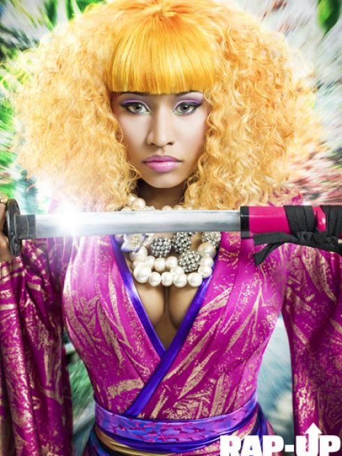 Nicki Minaj Has A Lot of New