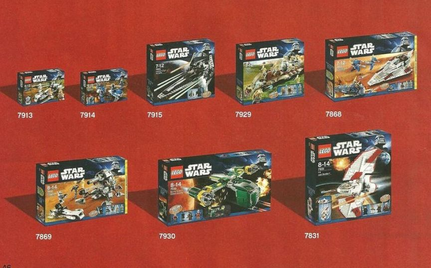 New star wars lego 2011 pictures 1