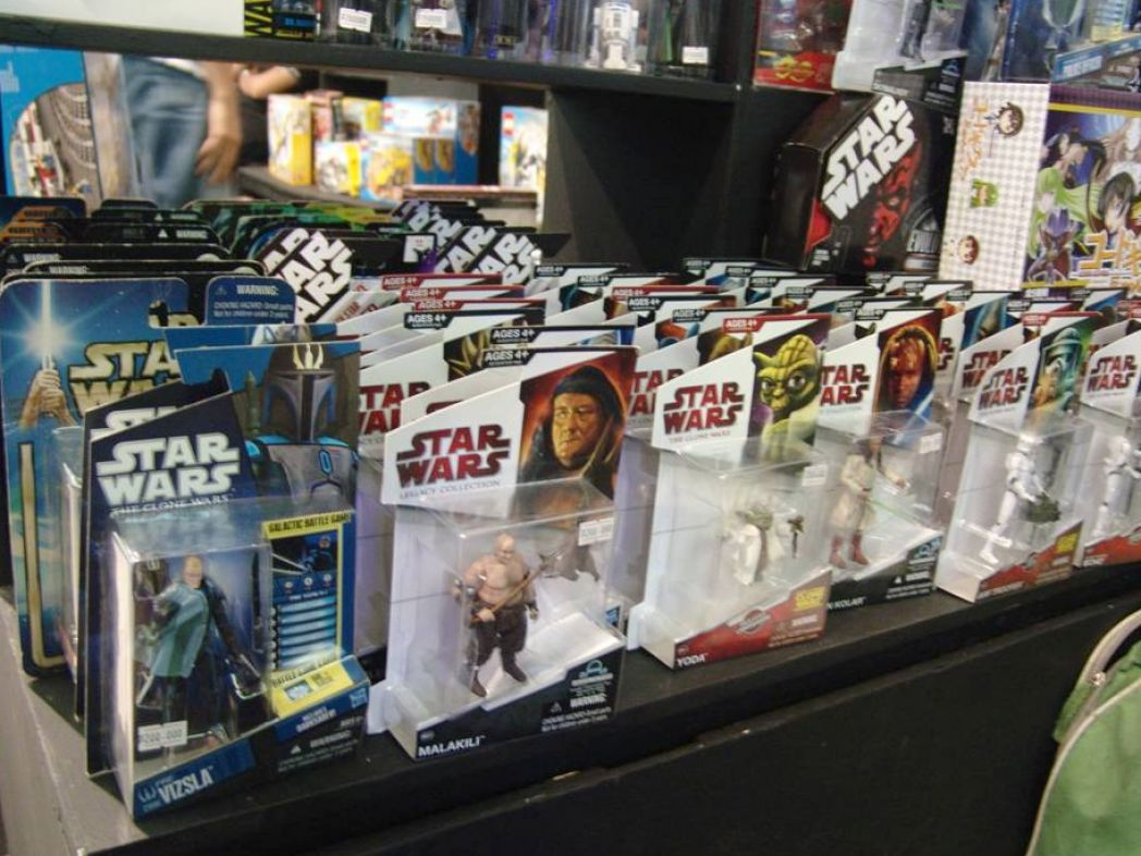 New star wars toys 2011 pictures 3