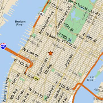 photo relating to Printable Map of Manhattan identify celeb impression gallery: Local Map Of Nyc