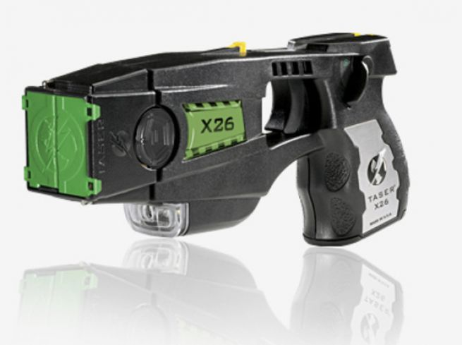 New york state police taser