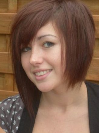 Nice hairstyles for short hair girls pictures 2