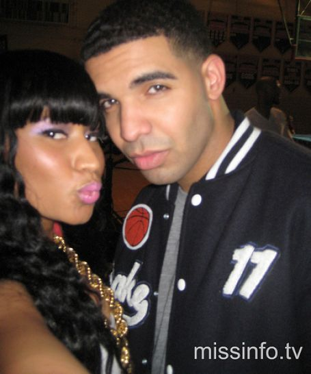 Nicki Minaj And Drake Married Video. Drake and nicki minaj married?