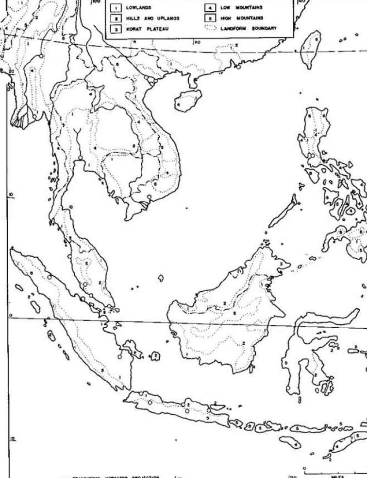 east asia map. south east asia map outline.