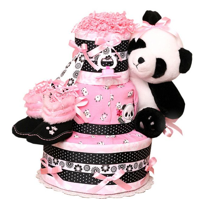 panda bear baby shower 1