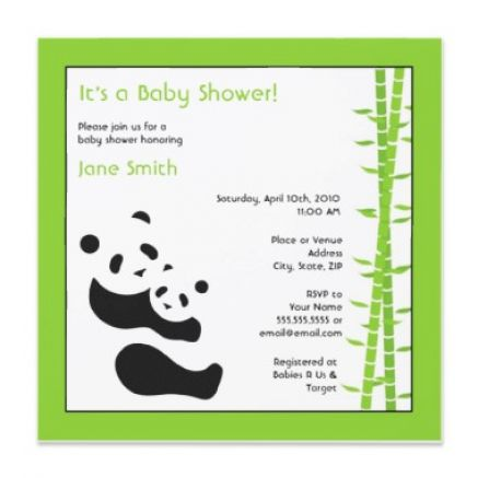 panda bear baby shower 3