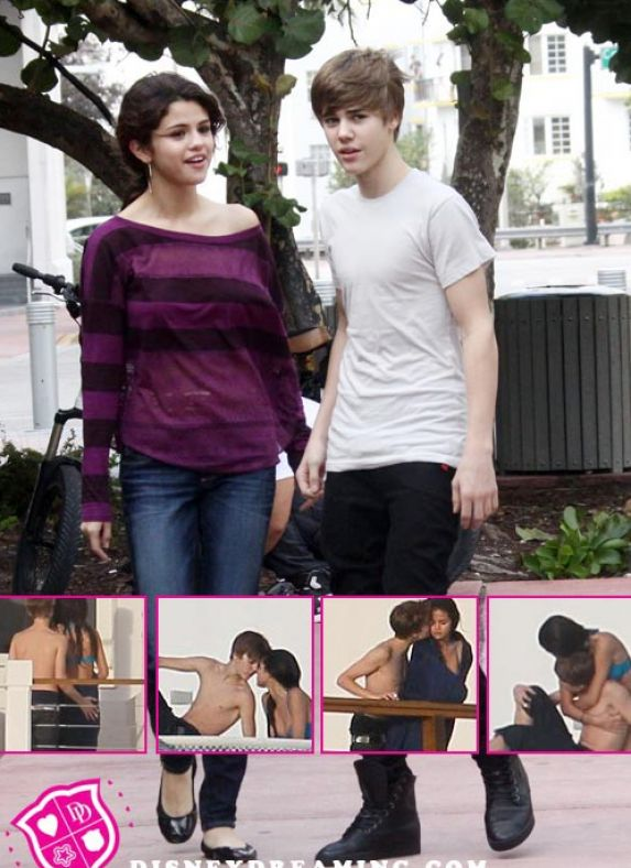 Is justin dating selena